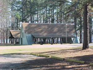 Shelters at Cypress Black Bayou
